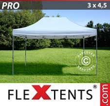 Vouwtent FleXtents Multi 2,83x5,87m Wit