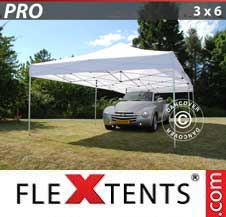 Vouwtent FleXtents Multi 2,83x2,97m Wit