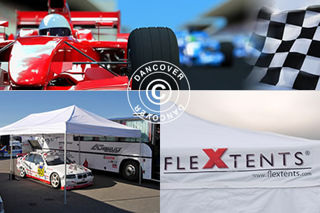 FleXtents – Race - en pitstoptenten